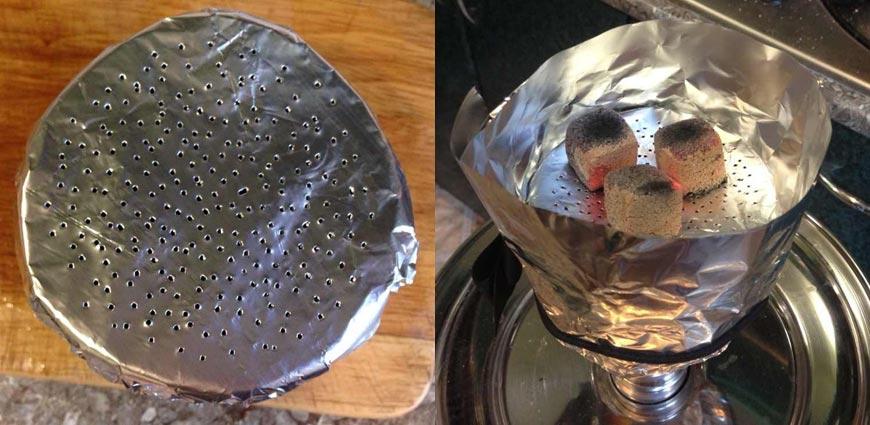Как сделать фольгу мягче