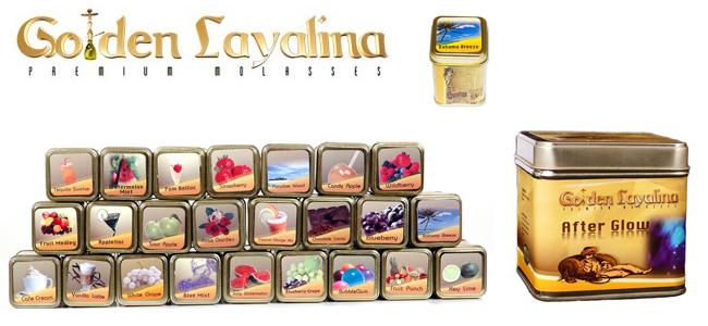 табак golden layalina