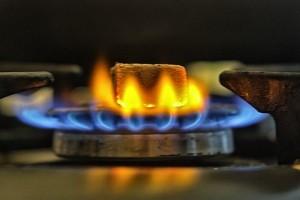 разжечь уголь на газовой плите