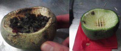 редька - чаша для кальяна